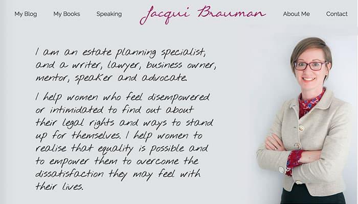 Jacqui Brauman