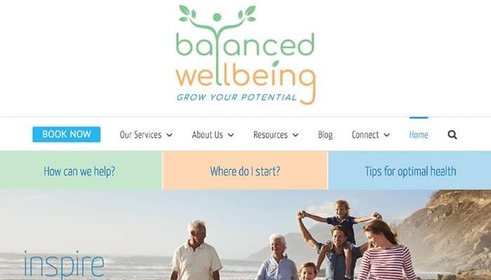 Balanced Wellbeing