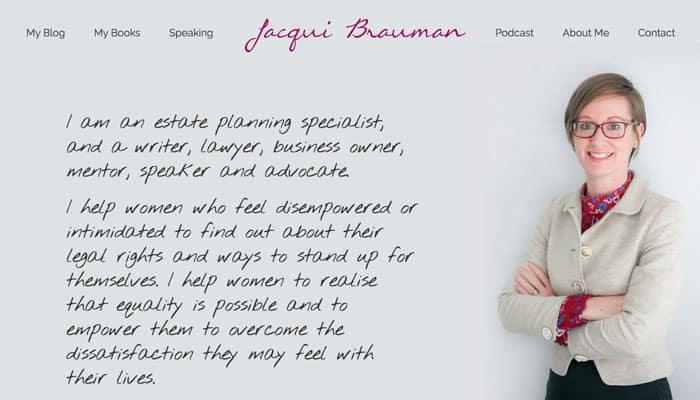Jacquie Brauman