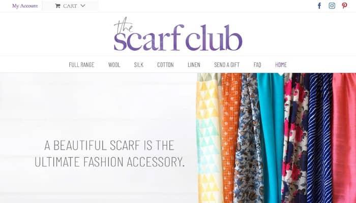scarf club