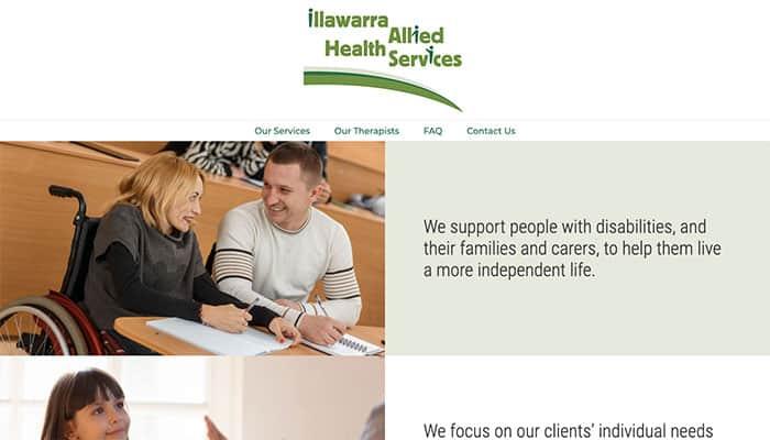 Illawarra Allied Health Services