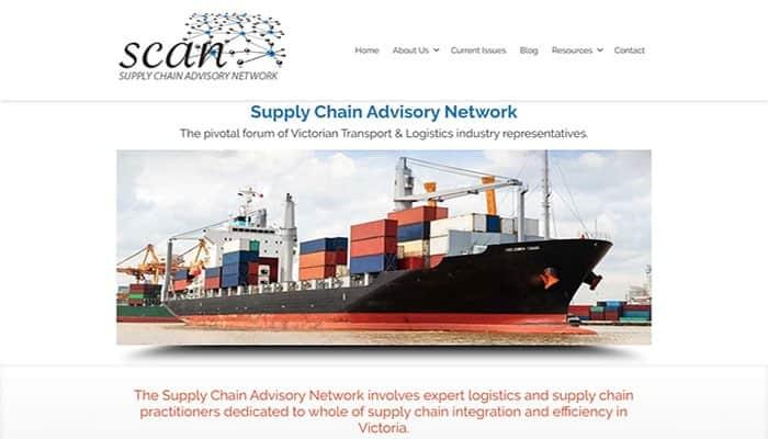Supply Chain Advisory Network