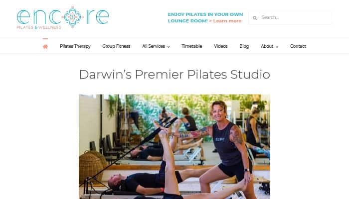 Encore Pilates & Wellness