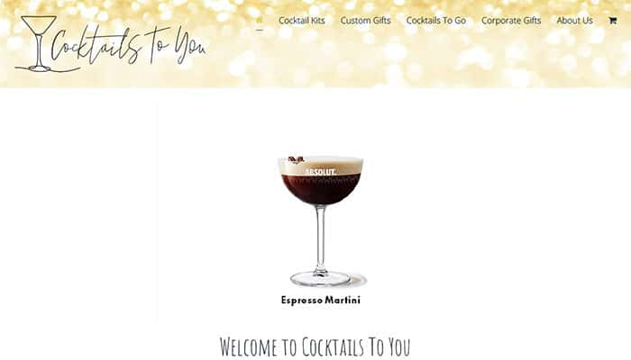 Cocktails to You