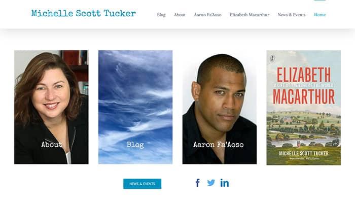 Michelle Scott Tucker